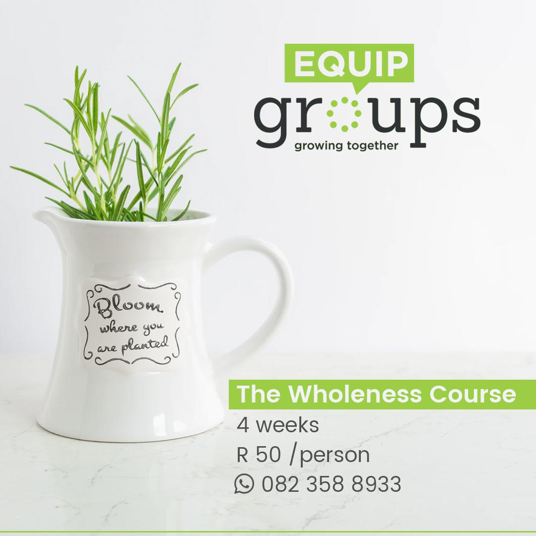 Equip Groups at Tygerberg Hills