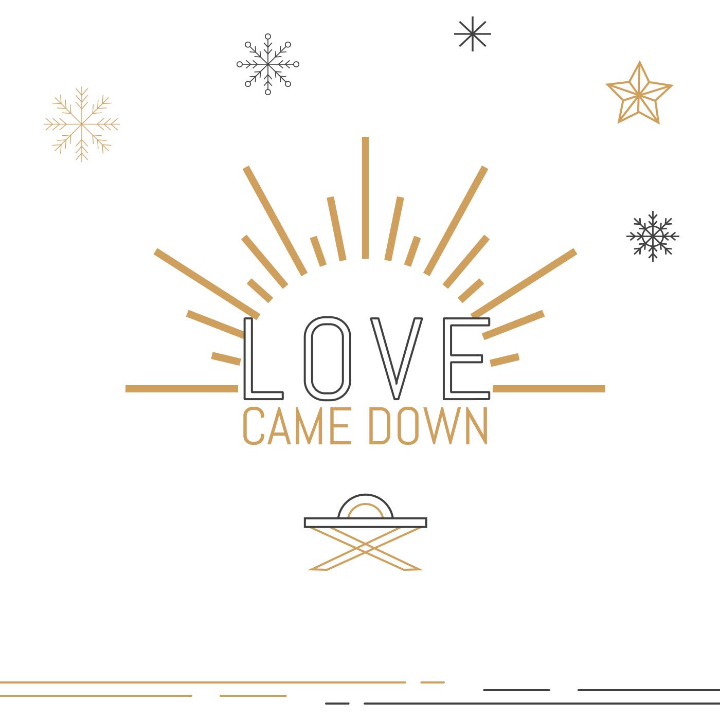 Love Came Down Christmas 2020