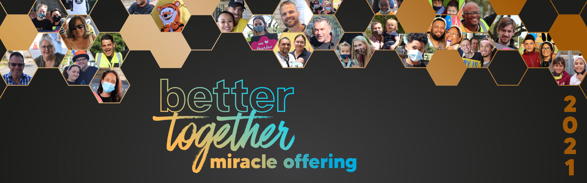 Better Together Miracle Offering